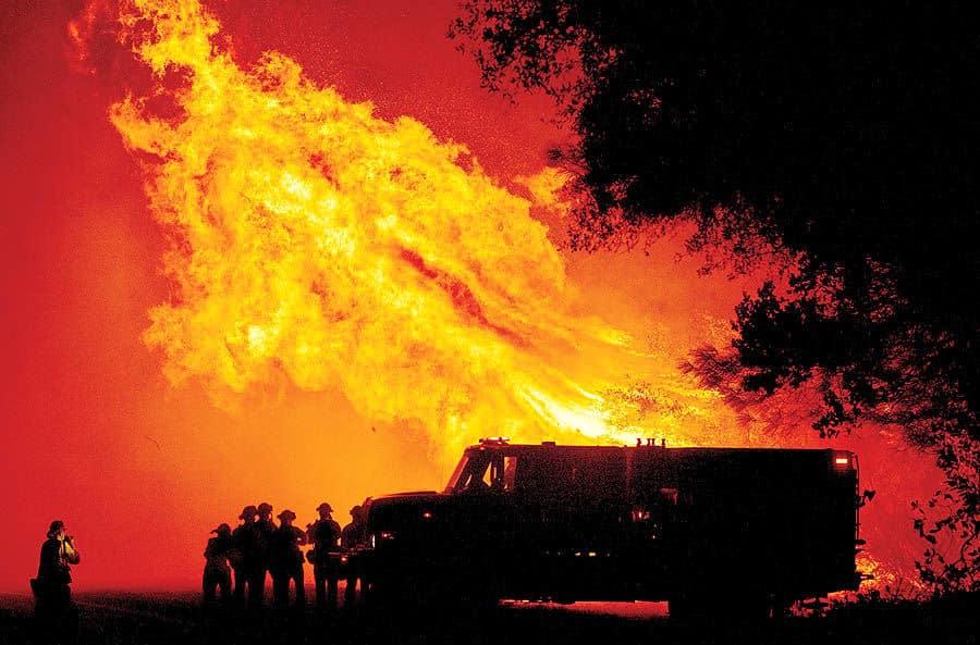 طریقه پیشگیری از آتش سوزی
