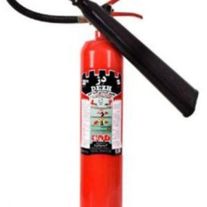 کپسول آتش نشانی CO2 دژ 4 کیلو گرم