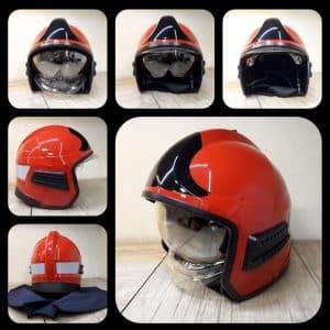 کلاه ایمنی آتش نشانی F1SF