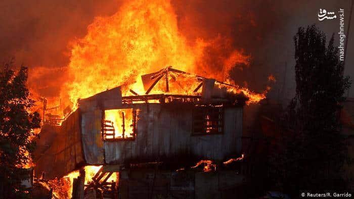 آموزش کودکان در برابر آتش سوزی
